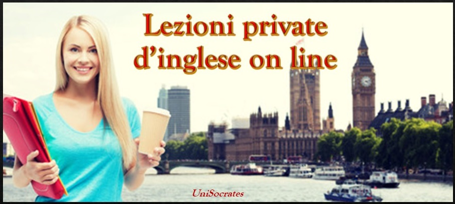 Lezioni private inglese on Line